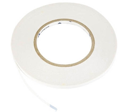 Double sided tape, Stamoid/PVC