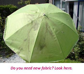 Parasoldoek