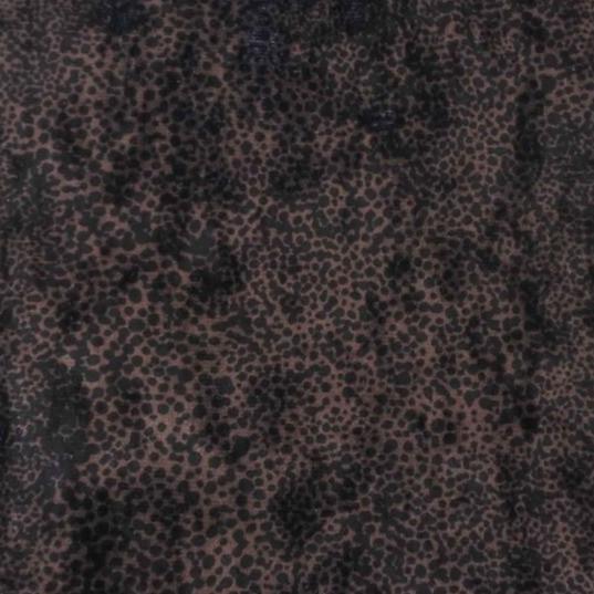 Ice Velvet Animal Spots