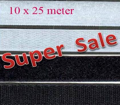 Klittenband 50 mm, LUS
