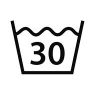Wassen 30 graden